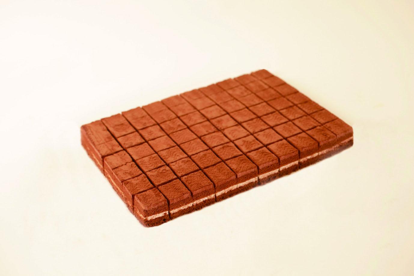 シートケーキ チョコレート70カット