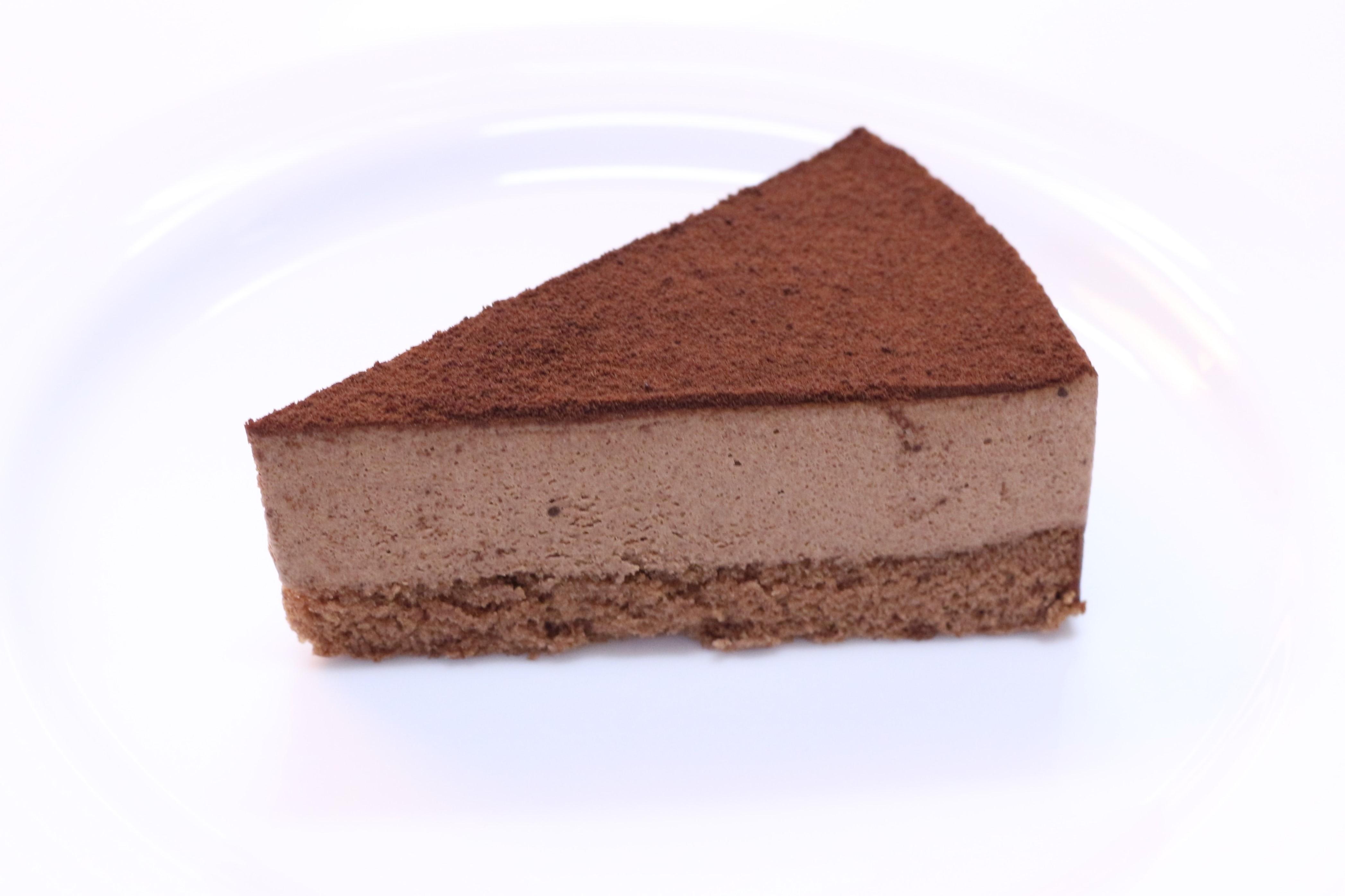 ベルギーレアチョコケーキ
